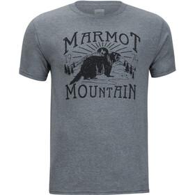 Marmot Sunrise SS Tee Men ash heather